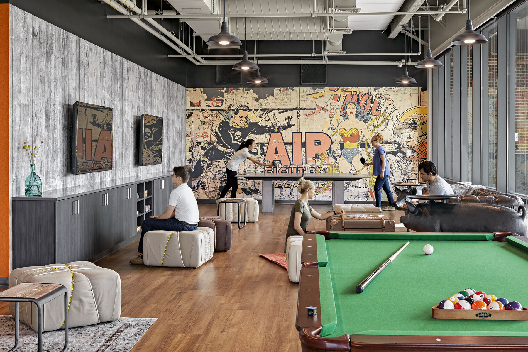 TripAdvisor game room [officesnapshots]